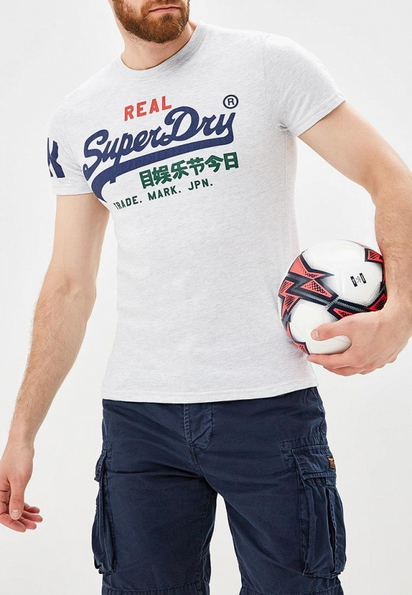 Футболка Superdry Superdry SU789EMBTJM1