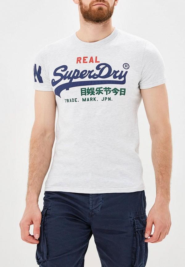 Футболка Superdry Superdry SU789EMBTJM1 футболка superdry superdry su789emvca15