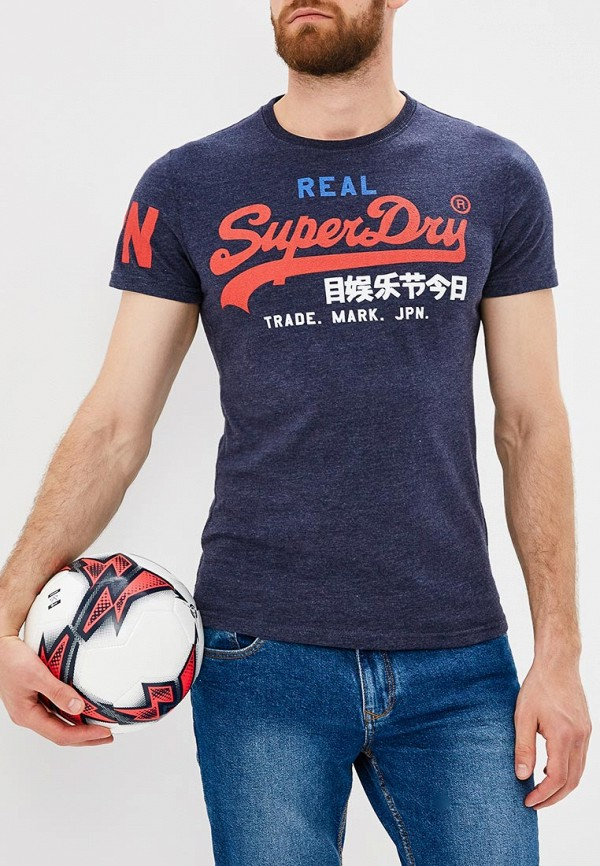 Футболка Superdry Superdry SU789EMBTJM2