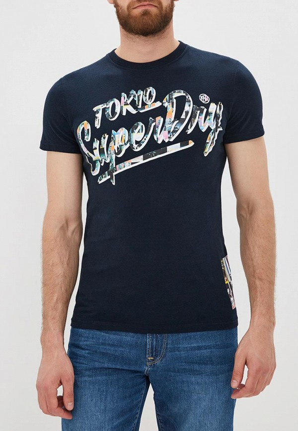 Футболка Superdry Superdry SU789EMBTJM8 футболка superdry superdry su789emvca15