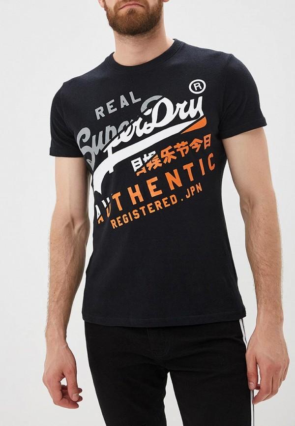 Футболка Superdry Superdry SU789EMBTJM9 футболка superdry superdry su789emvca15