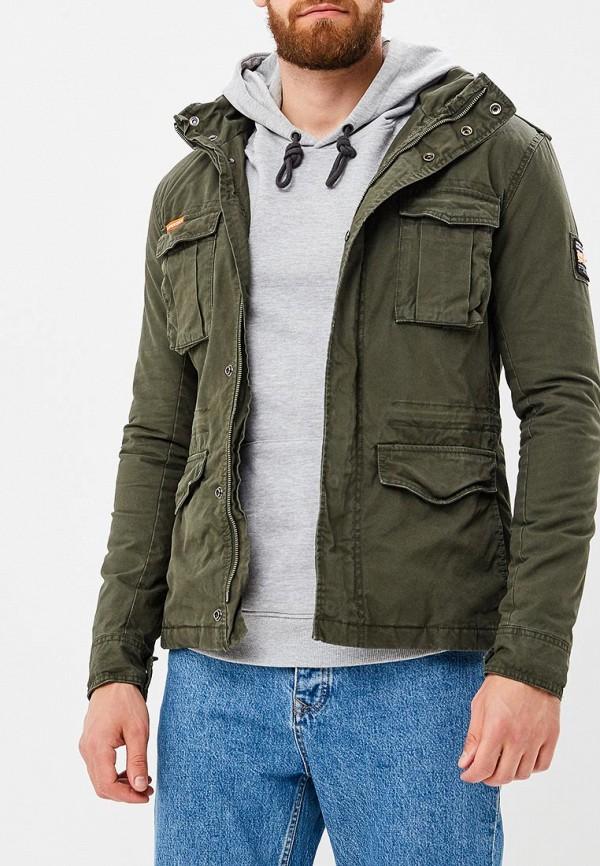 Куртка утепленная Superdry Superdry SU789EMBTJO3 цена