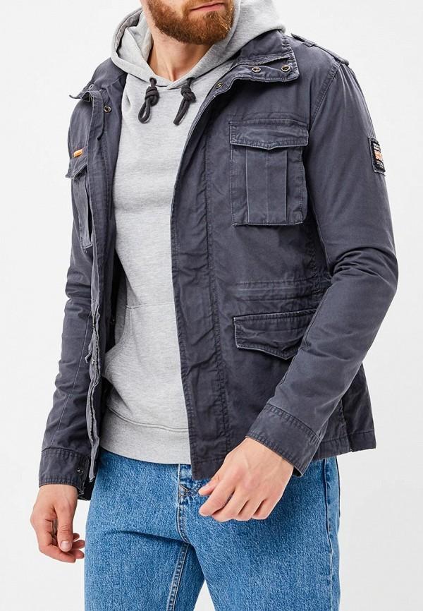 Куртка утепленная Superdry Superdry SU789EMBTJO4 мужские часы superdry syg170u