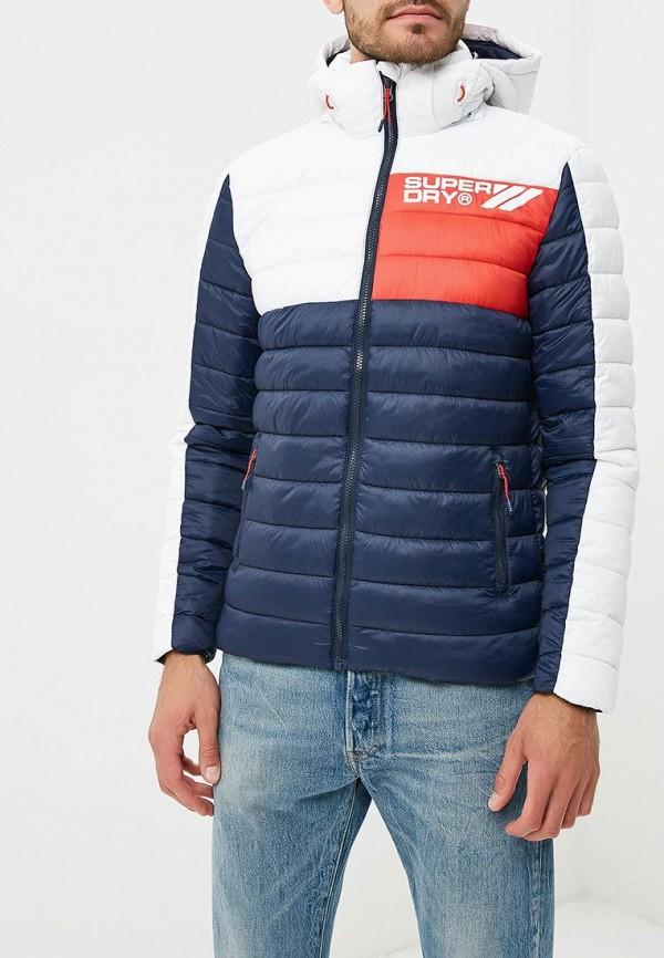 Куртка утепленная Superdry Superdry SU789EMBTJO7 цена