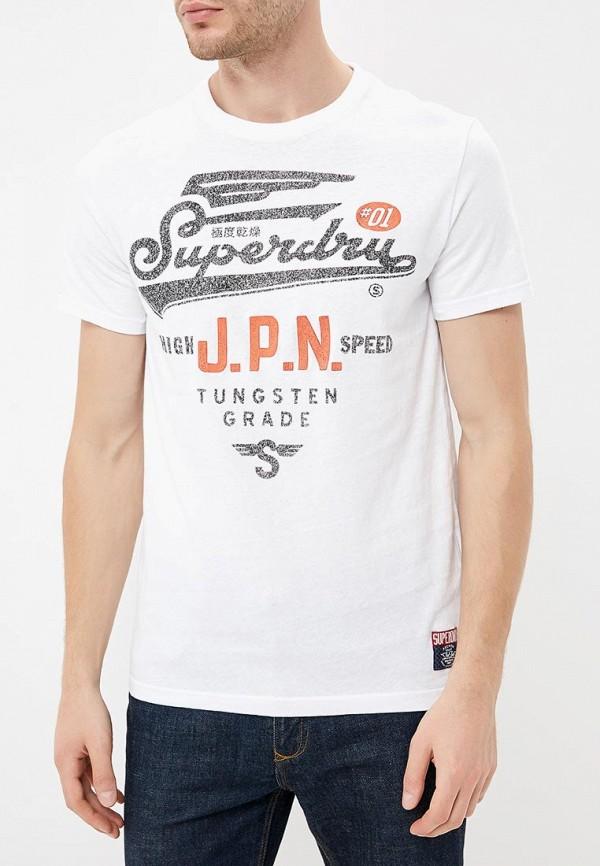 Футболка Superdry Superdry SU789EMBYNQ8 футболка superdry superdry su789emvca15