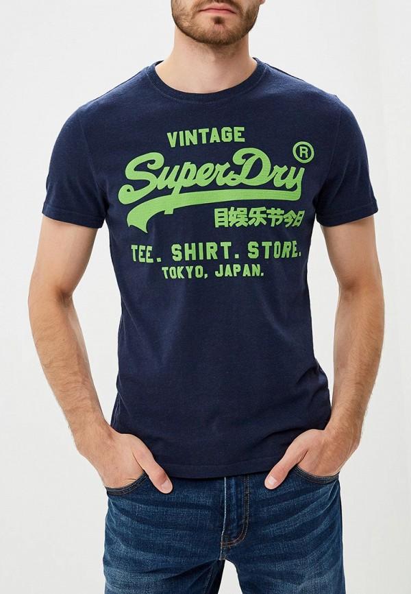 Футболка Superdry Superdry SU789EMBYNR0