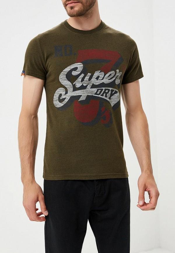 Футболка Superdry Superdry SU789EMBYNR3 футболка superdry superdry su789ewaaay3