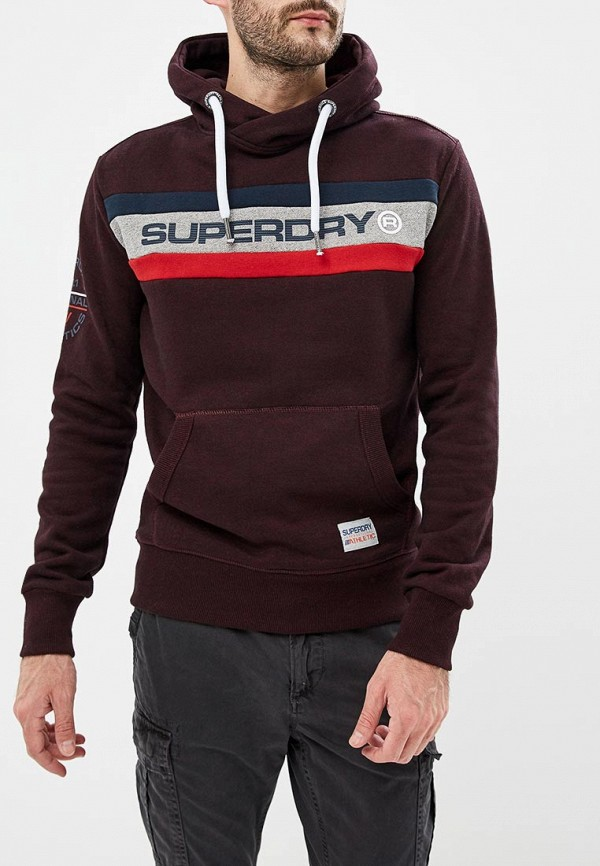 Худи Superdry Superdry SU789EMBYNS4