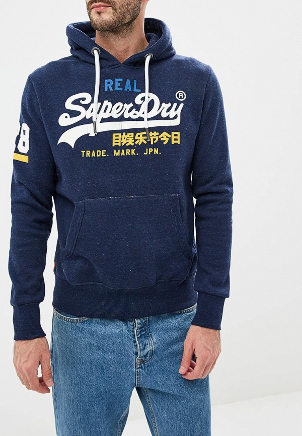 Худи Superdry Superdry SU789EMBYNT7 кроссовки superdry superdry su789amvcd88