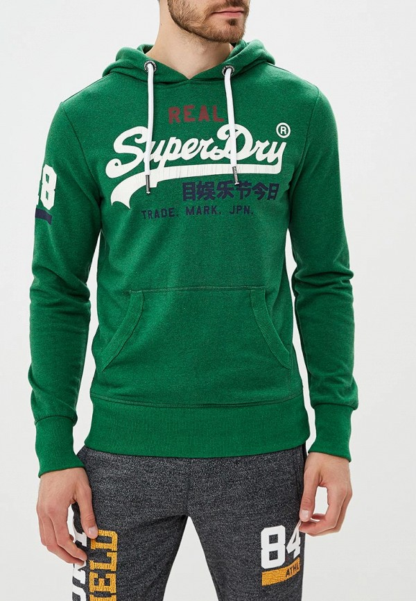 Худи Superdry Superdry SU789EMBYNT8 худи print bar fall out boy