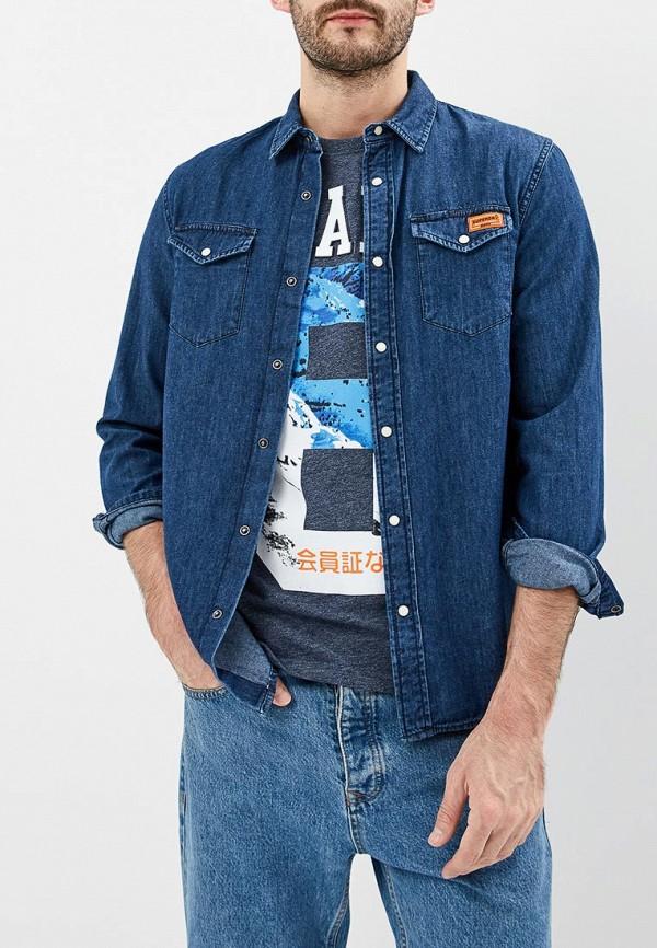Рубашка джинсовая Superdry Superdry SU789EMBYNV9