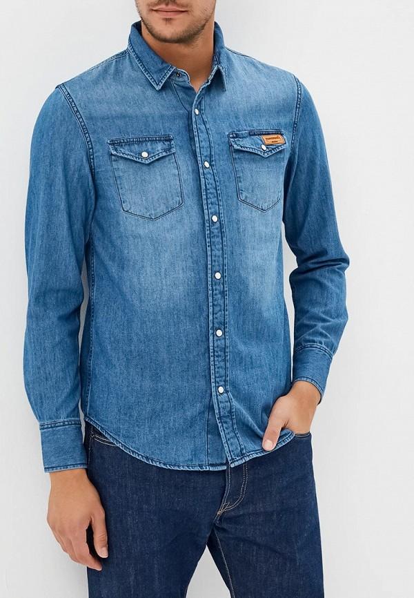 Рубашка джинсовая Superdry Superdry SU789EMBYNW0