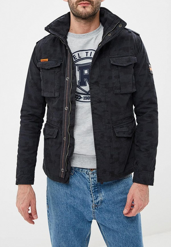 Куртка утепленная Superdry Superdry SU789EMBYPK8