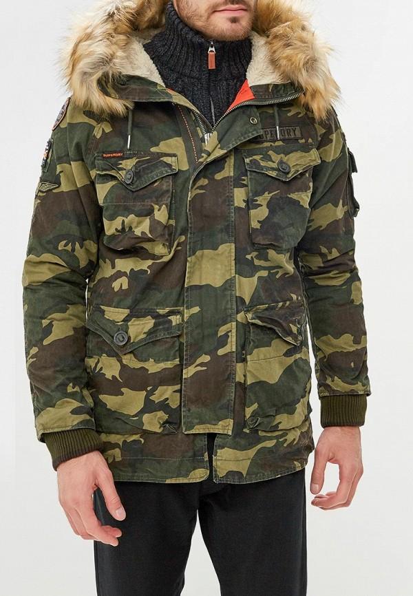 Куртка утепленная Superdry Superdry SU789EMBYPL4