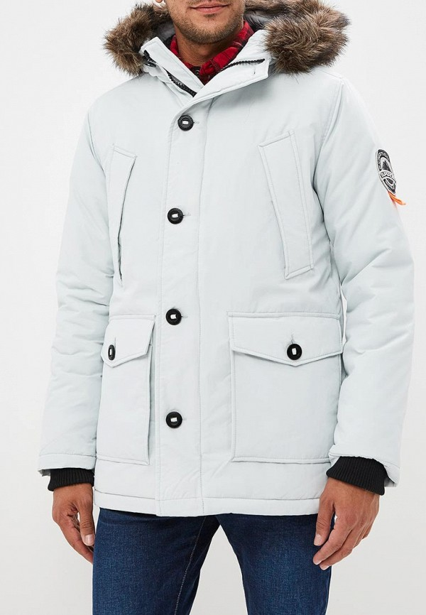 Куртка утепленная Superdry Superdry SU789EMBYPN8