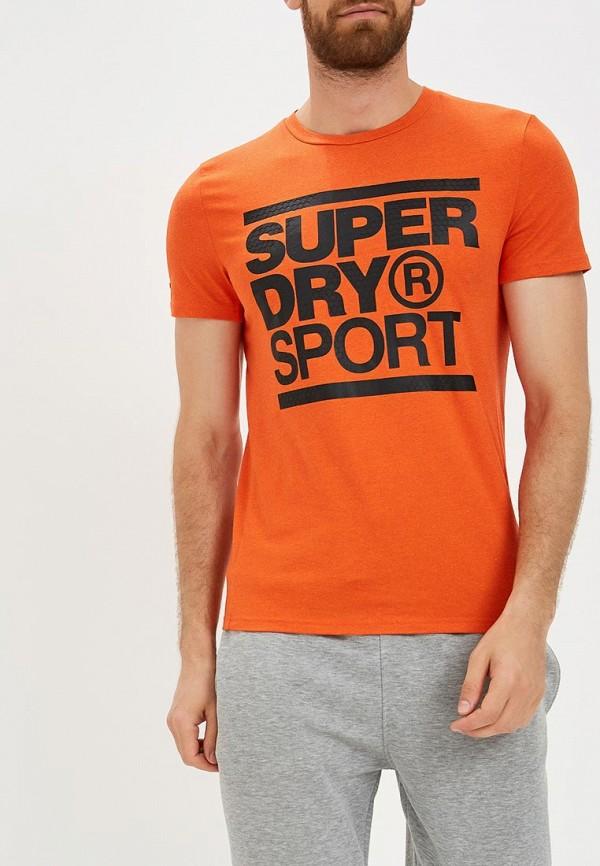 Футболка Superdry Superdry SU789EMCCTW1 юбка superdry superdry su789ewaabd1