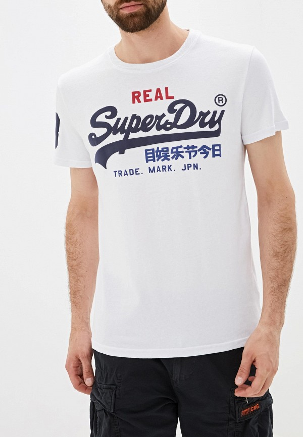 Футболка Superdry Superdry SU789EMEIYE1 цена