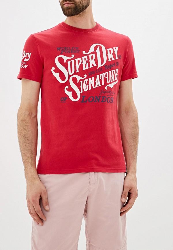 Футболка Superdry Superdry SU789EMEIYE7 недорго, оригинальная цена