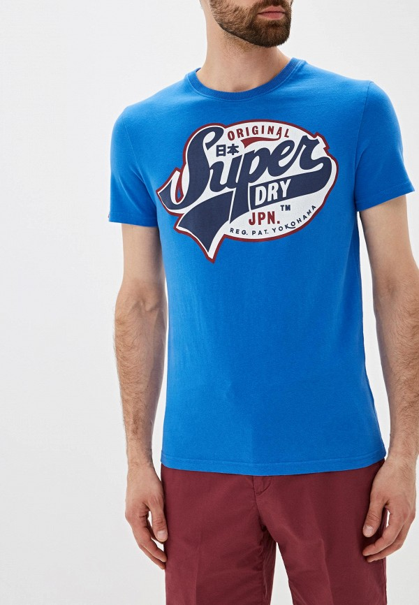 Футболка Superdry Superdry SU789EMEIYF0 футболка superdry superdry su789emrvp41