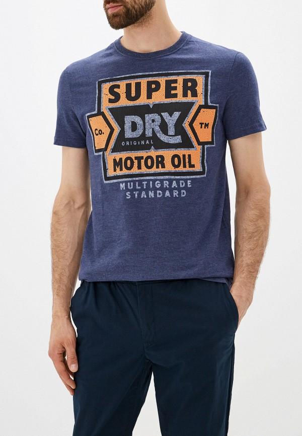 Футболка Superdry Superdry SU789EMEIYF1 цена