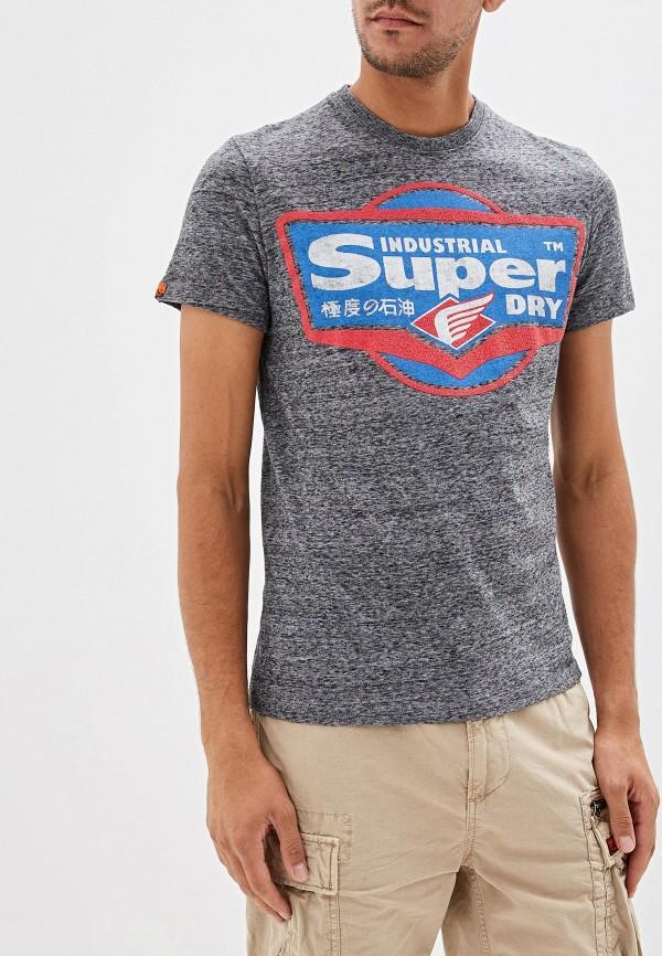 Футболка Superdry Superdry SU789EMEIYF3 недорго, оригинальная цена