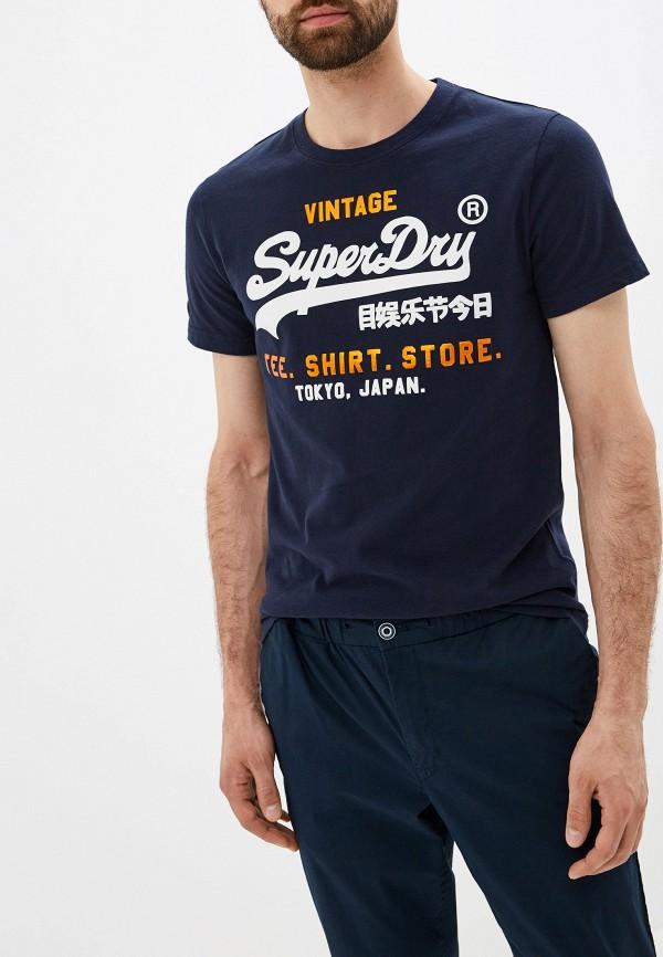 Футболка Superdry Superdry SU789EMEIYF9 superdry superdry syg183wue