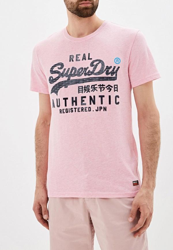 Футболка Superdry Superdry SU789EMEIYG8 недорго, оригинальная цена