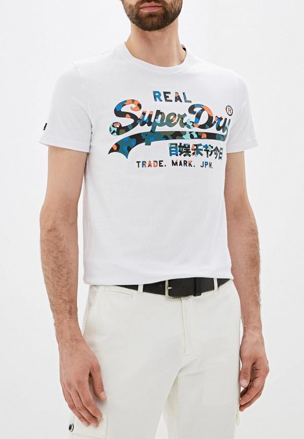 Футболка Superdry Superdry SU789EMEIYH0 superdry m40002on