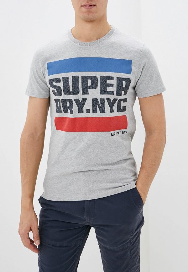 Футболка Superdry Superdry SU789EMGPRM7 цена