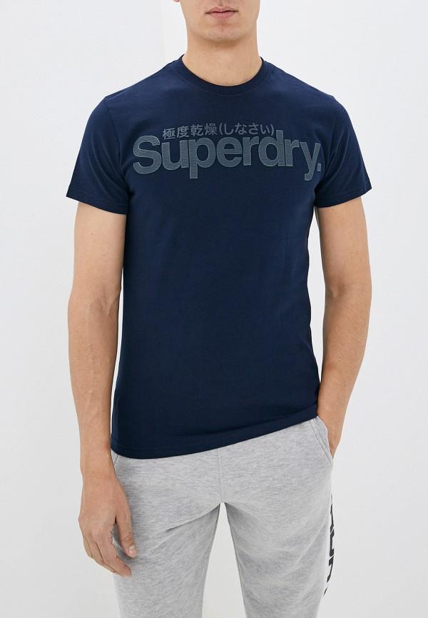 Футболка Superdry Superdry SU789EMGPRN7 цена