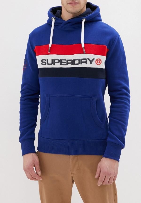 Худи Superdry Superdry SU789EMGPRQ8 худи superdry superdry su789emeiyj9