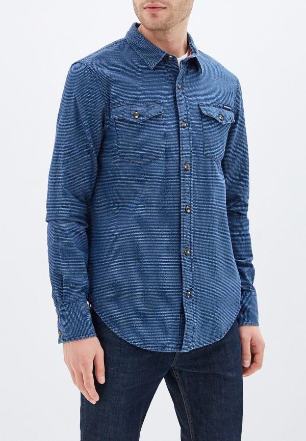 Рубашка Superdry Superdry SU789EMGPRS4 рубашка superdry темно синий 56 размер