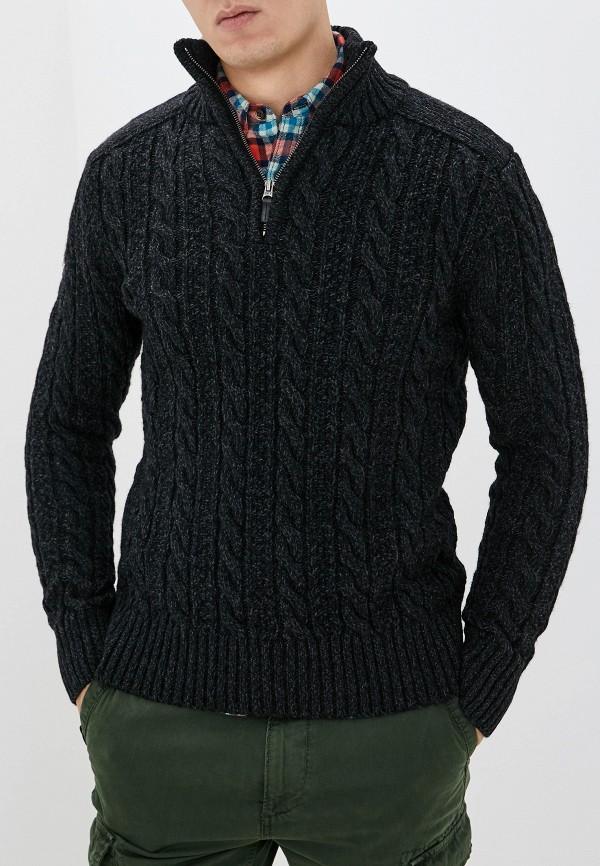 мужской свитер superdry, серый