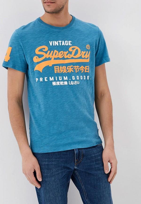 Футболка Superdry Superdry SU789EMKBZZ4 футболка superdry superdry su789emvca15