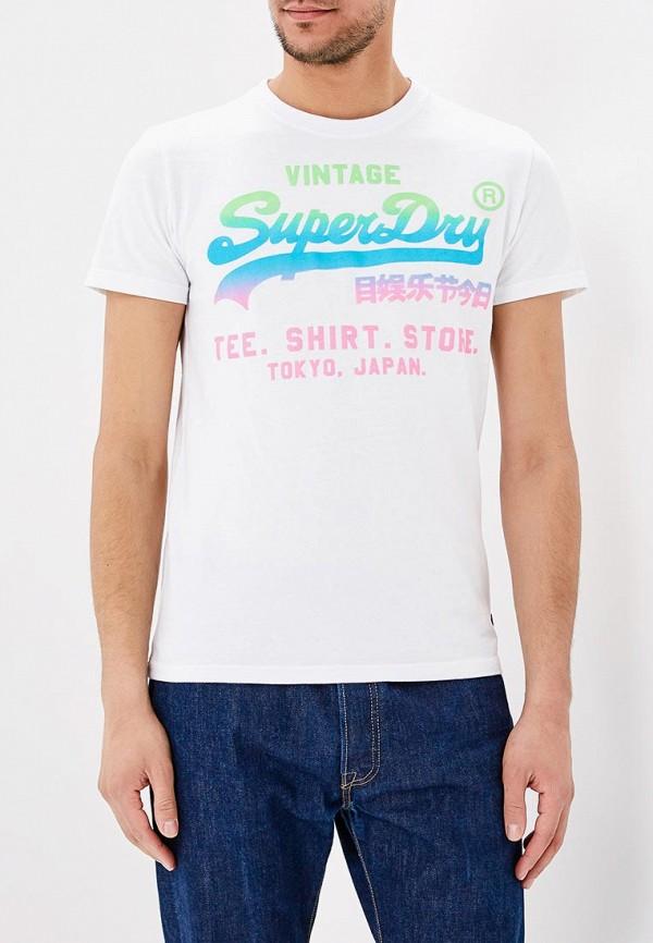 Футболка Superdry Superdry SU789EMKBZZ5 футболка superdry superdry su789emvca15