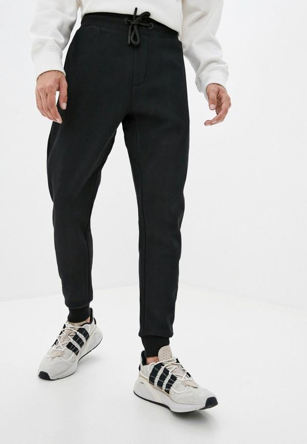 мужские спортивные брюки superdry, черные