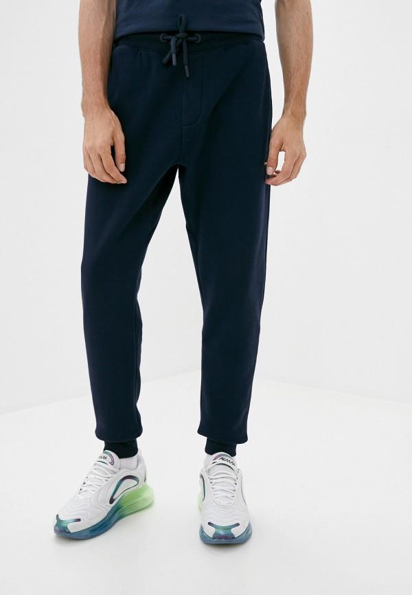 мужские спортивные брюки superdry, синие