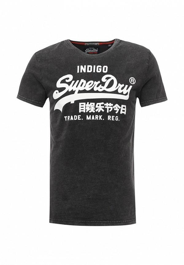 Футболка Superdry Superdry SU789EMVCA16 футболка superdry superdry su789ewaaay3