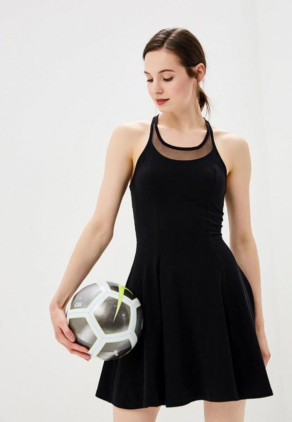 Купить Платье Superdry, SU789EWAABD4, черный, Весна-лето 2018