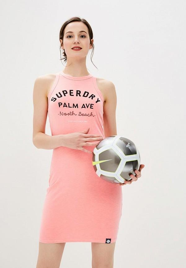 Платье Superdry Superdry SU789EWAABE2