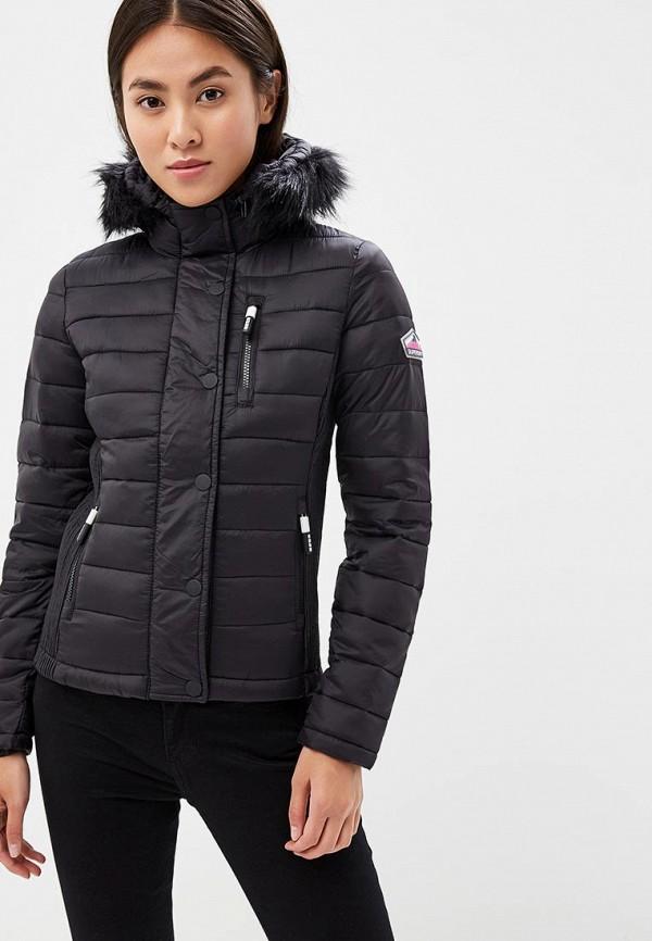 Куртка утепленная Superdry Superdry SU789EWBYSW2