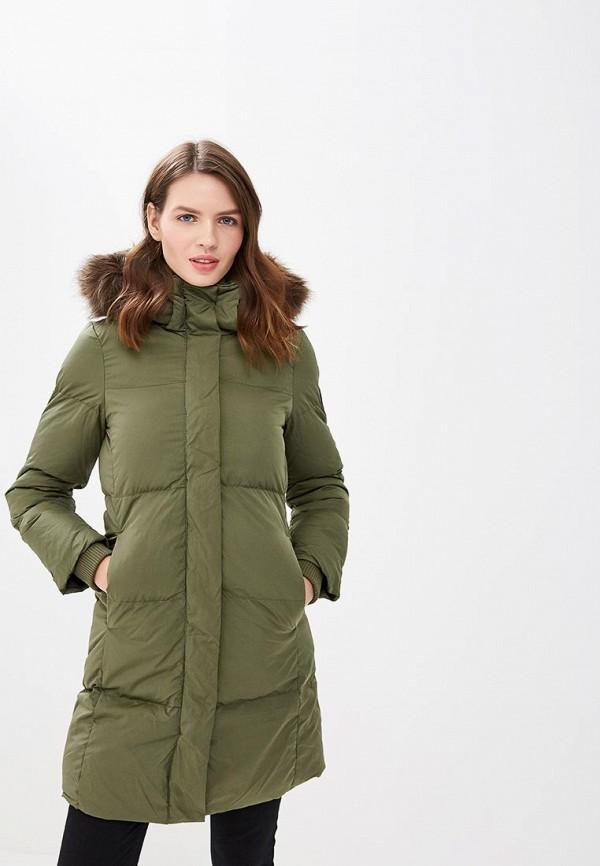 женская куртка superdry, хаки
