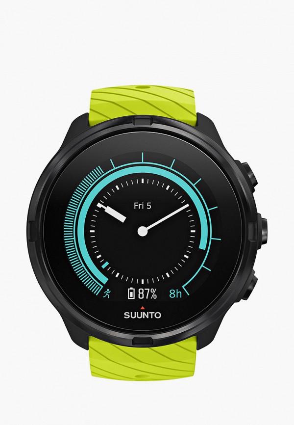 женские часы suunto, зеленые