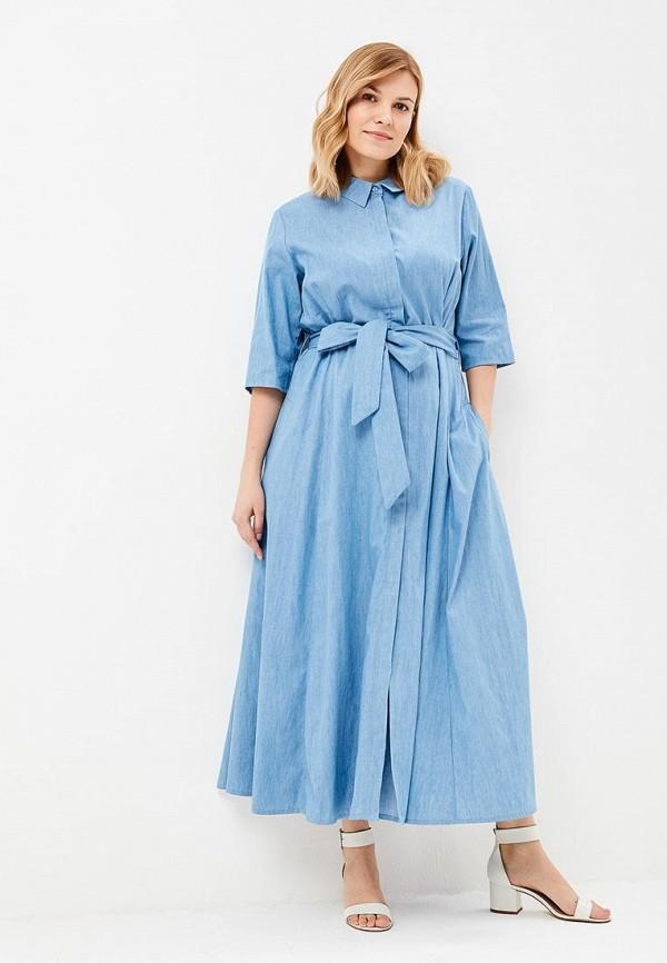 Платье джинсовое Svesta Svesta SV003EWBNOY0