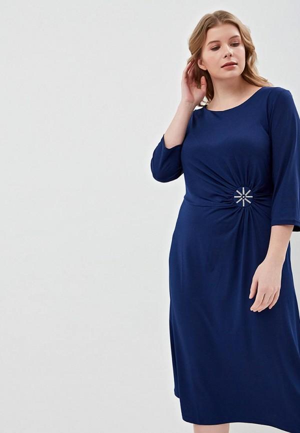 Фото - женское платье Svesta синего цвета