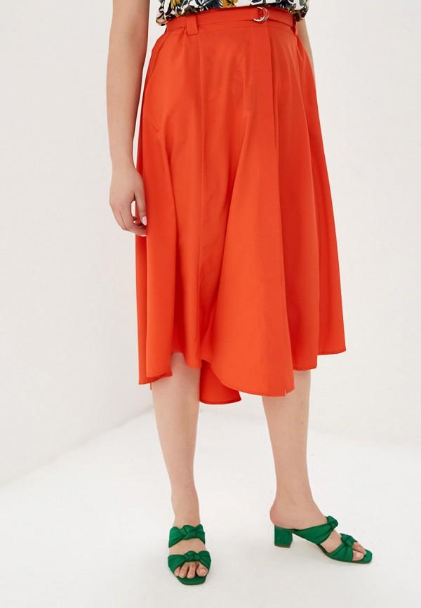 женская юбка svesta, красная