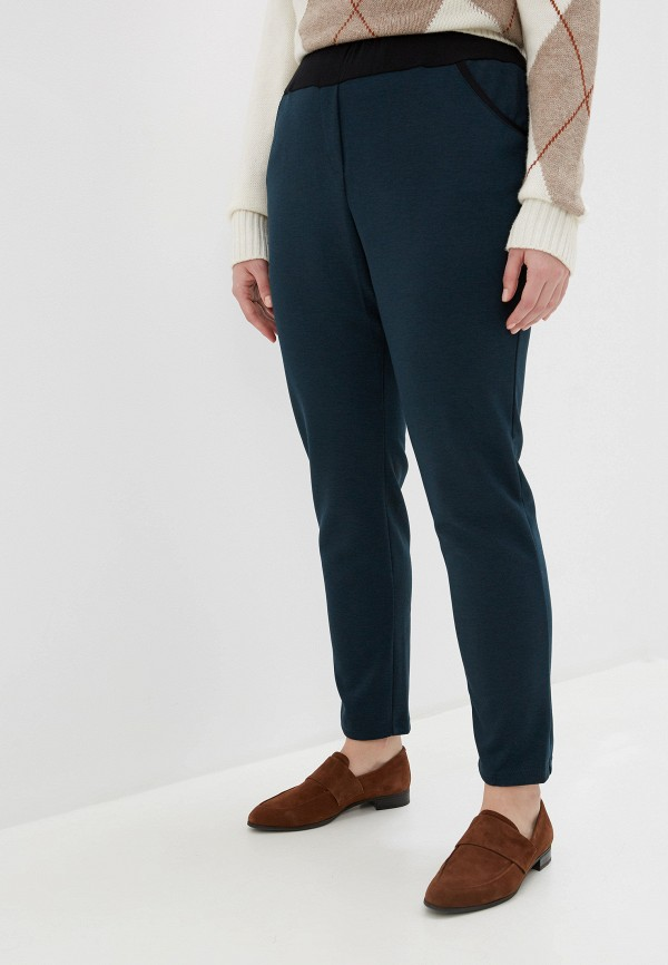 женские брюки svesta, синие