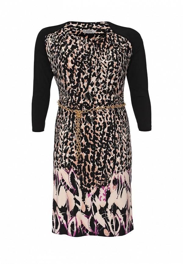 где купить Платье Svesta Svesta SV003EWIFX02 по лучшей цене