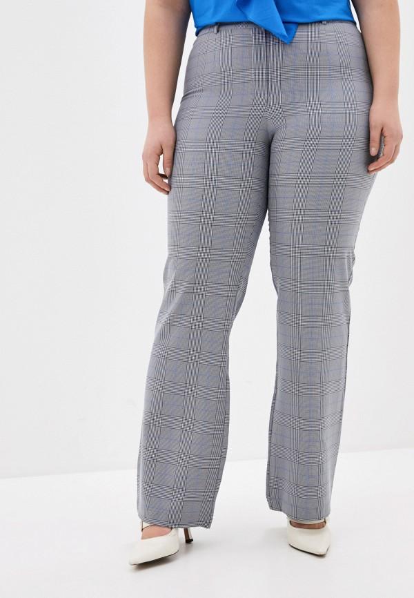 женские прямые брюки svesta, серые