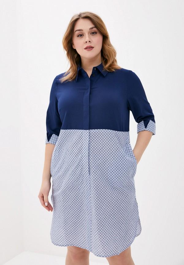 женское платье svesta, синее